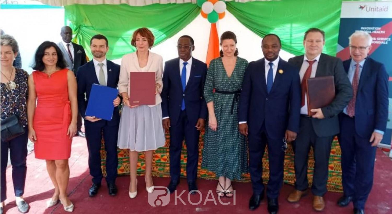 Côte d'Ivoire :  Santé, un programme d'environ 15 milliards de FCFA pour l'éradication du cancer du col de l'utérus signé entre Abidjan et Paris