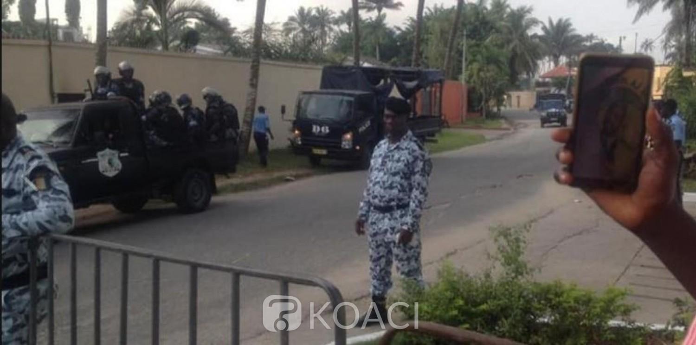 Côte d'Ivoire: Retour de Guillaume Soro, ses partisans empêchés d'accès à l'aéroport, un dispositif policier devant sa résidence privée à Marcory
