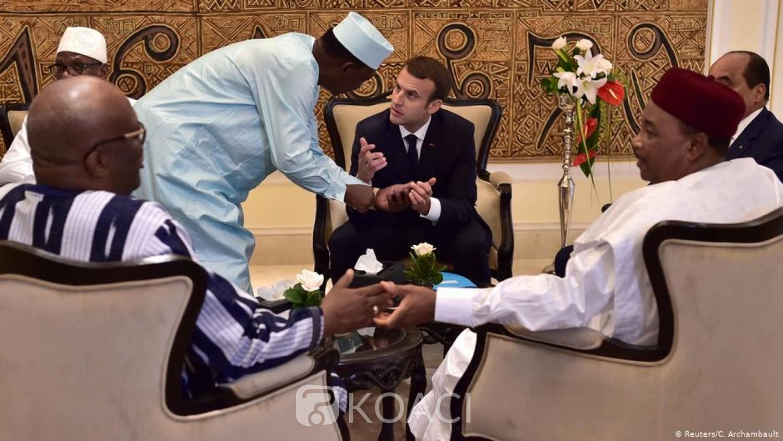 Mali: G5 Sahel: Propos polémiques d'Emannuel Macron, IBK appelle à un « partenariat respectable et respectueux »