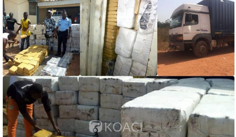 Côte d'Ivoire: A Korhogo et à Minignan, importante quantité de drogue saisie, des fumoirs démantelés, une personne interpellée