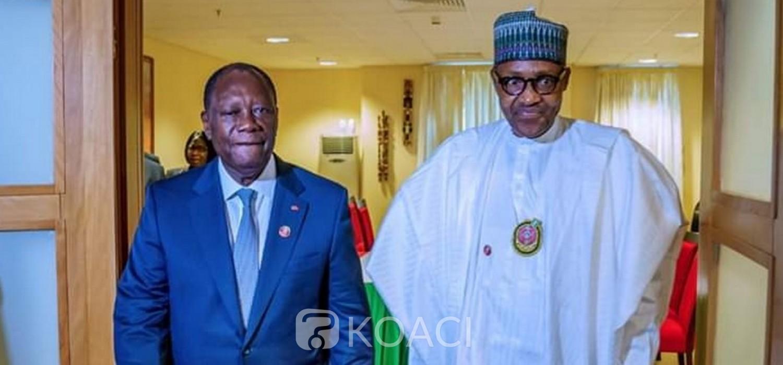 Nigeria-Côte d'Ivoire : Buhari informé de la « sortie des pays francophones » du F CFA