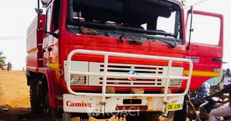 Côte d'Ivoire: San-Pédro, se plaignant de la lenteur des pompiers, des jeunes saccagent des véhicules d'intervention