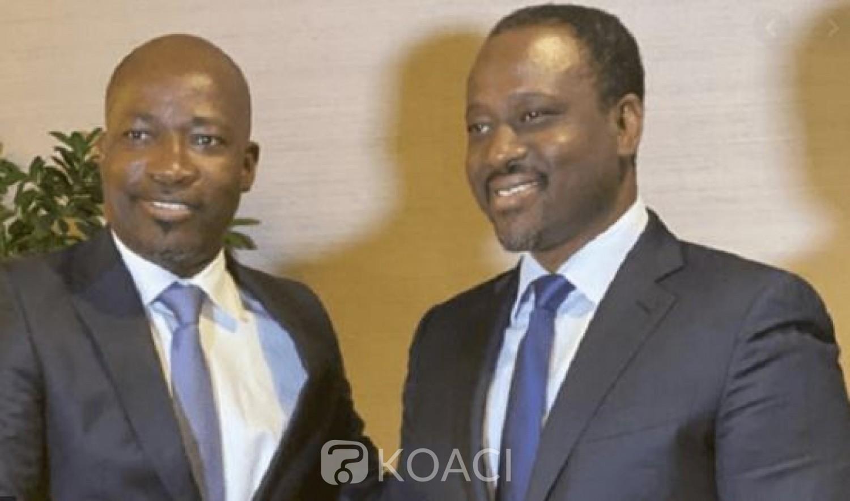 Côte d'Ivoire: Mandat d'arrêt émis contre Guillaume Soro, Blé Goudé craint un risque «d'implosion sociale»