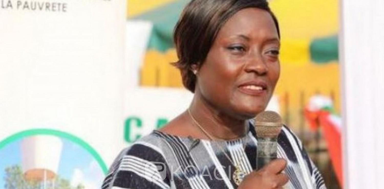 Côte d'Ivoire: Présidentielle 2020, Mariatou Koné : « Evitons de faire des élections des machines à tuer »