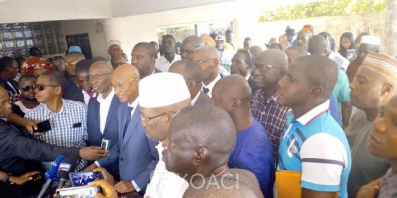 Guinée:  Législatives, l'opposition annonce un boycott et prévoit d'empêcher leur tenue