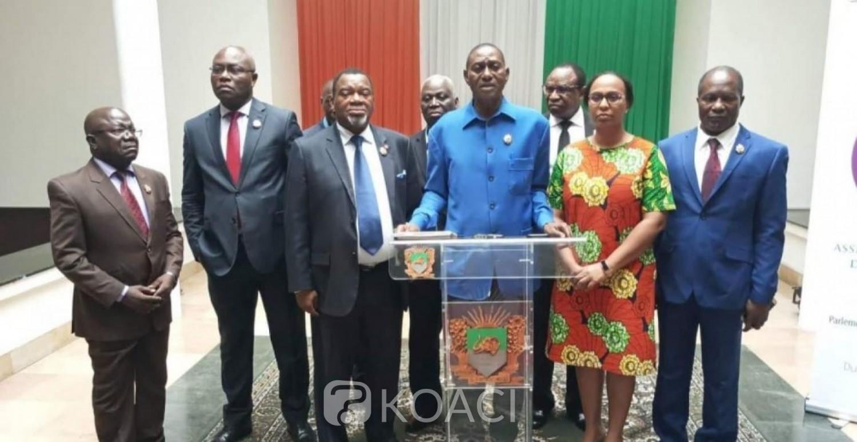 Côte d'Ivoire: Interpellation des députés proches de Soro, trois groupes parlementaires, indignés, exigent leur libération immédiate
