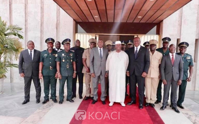 Côte d'Ivoire: À Abidjan, Ouattara échange avec les ex-commandants des zones des forces nouvelles