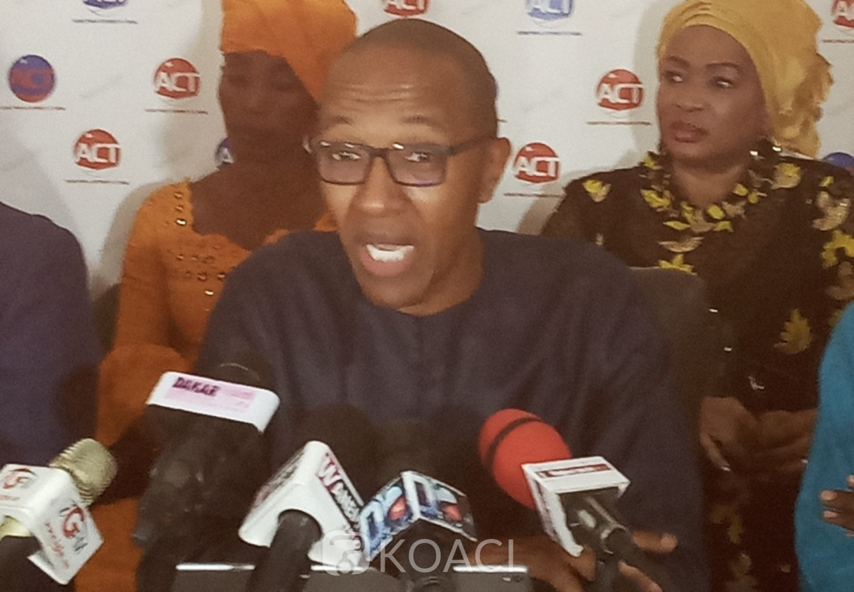 Sénégal: Nouvel an, l'ex PM Abdoul Mbaye promet des temps économiques difficiles à ses compatriotes
