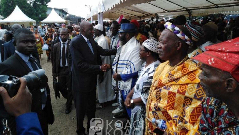 Côte d'Ivoire: 2ème phase du projet filets sociaux, 75000 ménages pauvres recevront 36000Fcfa par trimestre