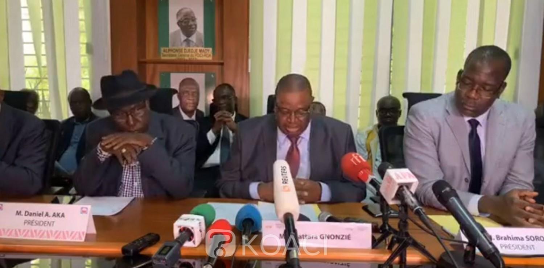 Côte d'Ivoire: La CDRP de Bédié solidaire avec Soro demande la libération de ses proches arrêtés