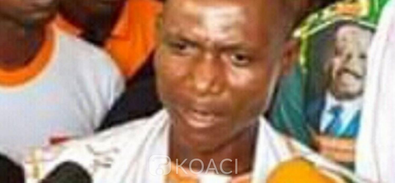Côte d'Ivoire: Offert à Ferké par Amadou Gon, Soro Zié Samuel du RACI: «Assister à un concert ne fera pas de moi un votant du RHDP...»