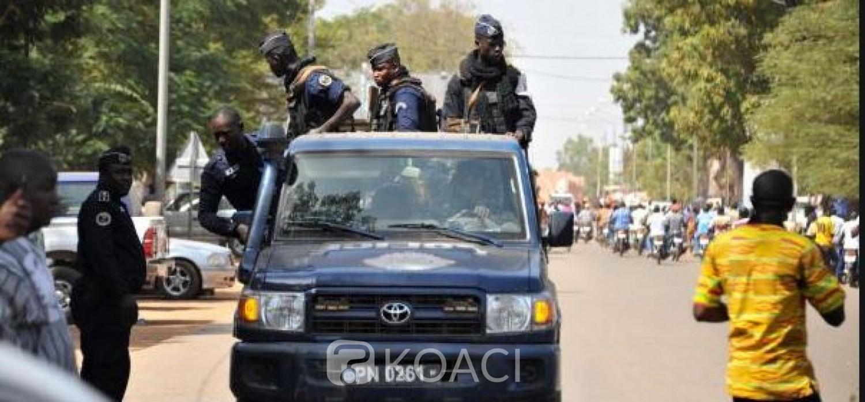 Burkina Faso: Neuf policiers poursuivis pour «homicide involontaire »