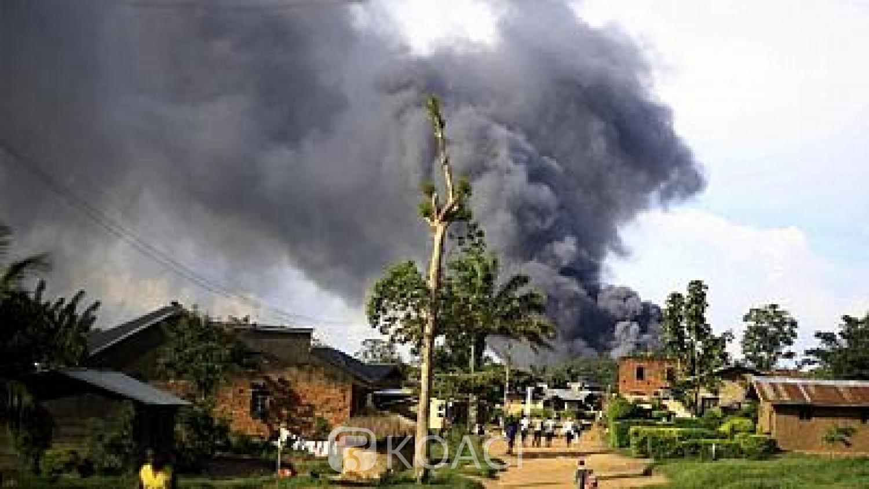 RDC: Il ramène un obus chez lui et fait au moins cinq morts, 03 blessés