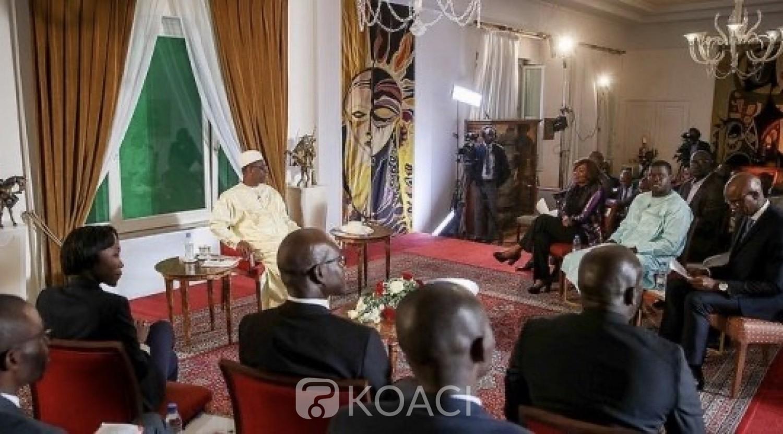 Sénégal: Nouvel an, Macky Sall va s'offrir 90 minutes avec des journalistes après son message à la nation