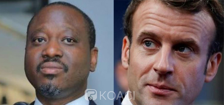 Côte d'Ivoire - France: Charges de Guillaume Soro, Emmanuel Macron les ignore