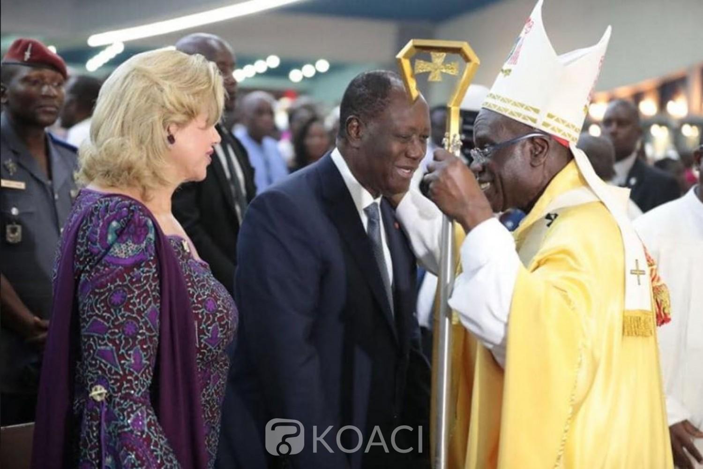 Côte d'Ivoire: Le cardinal Kutwa intercède auprès de Ouattara afin de  grâcier les proches de Guillaume Soro