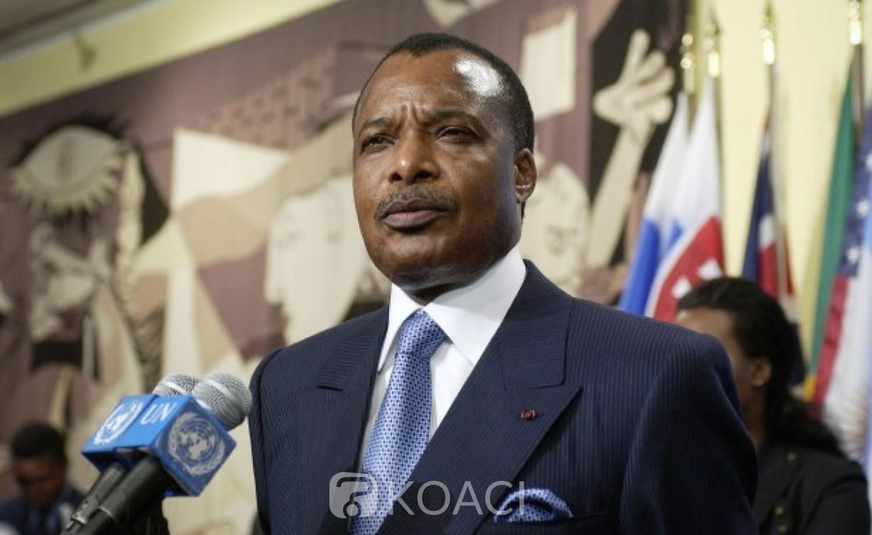 Congo: Après 35 ans de règne, Denis Sassou-Nguesso de nouveau désigné candidat à la présidentielle de 2021