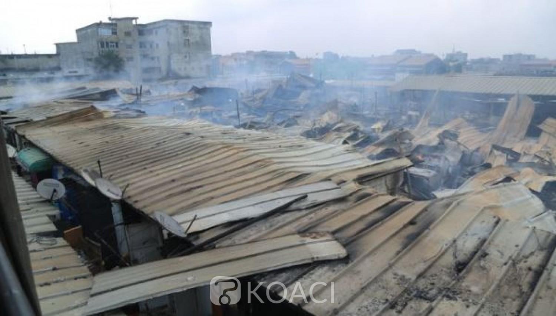 Côte d'Ivoire: Incendies dans les marchés, ce que le gouvernement prévoit dès le premier trimestre de 2020 afin d'apporter une solution définitive
