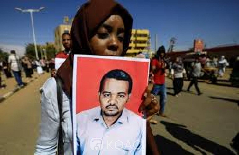 Soudan: Peine capitale pour 27 membres des services secrets  pour la mort d'un manifestant
