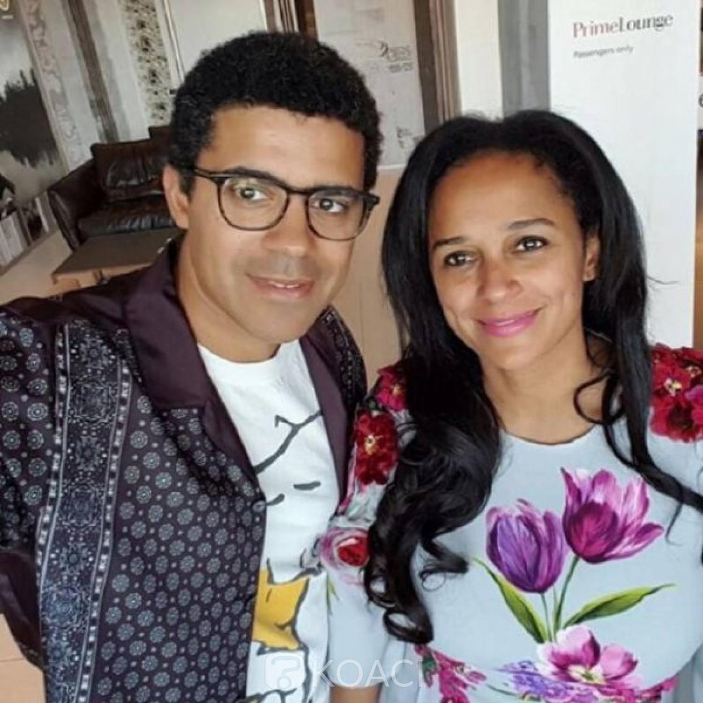 Angola: La justice gèle des comptes bancaires appartenant à Isabel dos Santos et son mari