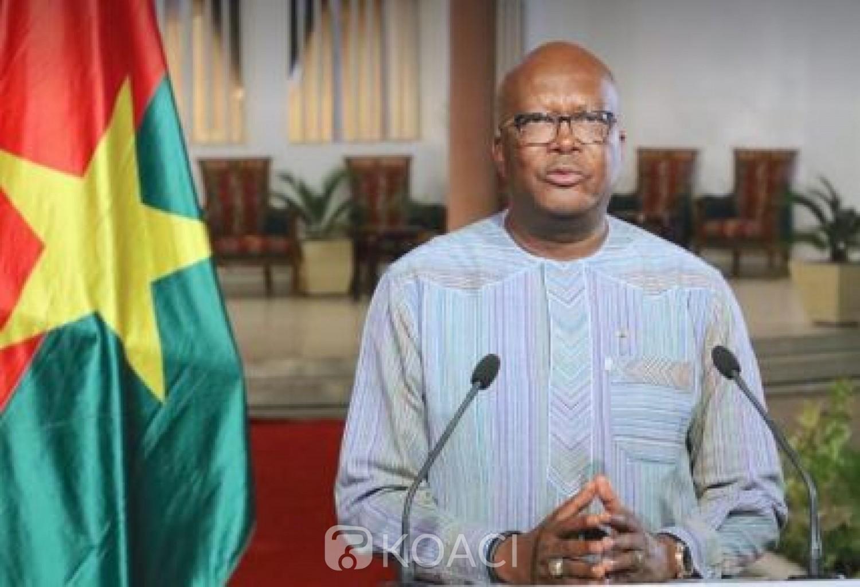 Burkina Faso : Bientôt la victoire contre le terrorisme, assuré le président Kaboré