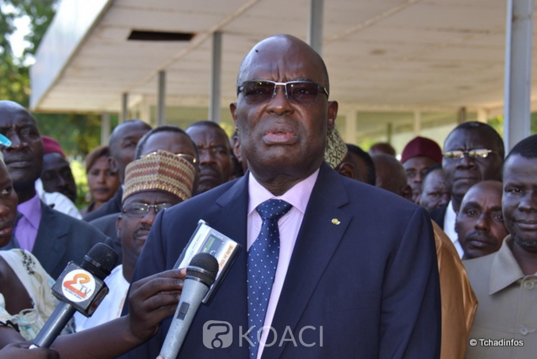 Tchad: L'ex-premier ministre Joseph Djimrangar Dadnadj meurt d'un AVC à l'âge de 65 ans