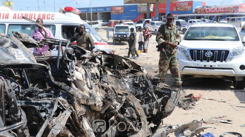 Somalie: Attentat à la voiture piégée, les services secrets soupçonnent « un pays étranger»