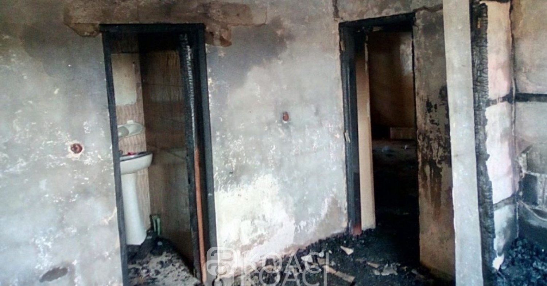 Côte d'Ivoire: 1er Janvier dans la consternation à Bouaké, deux domiciles avoisinant celui de Tuo Fozié partent en fumée