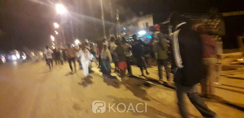 Côte d'Ivoire: A Man, une bagarre rangée éclate entre des policiers et des gardes pénitentiaires