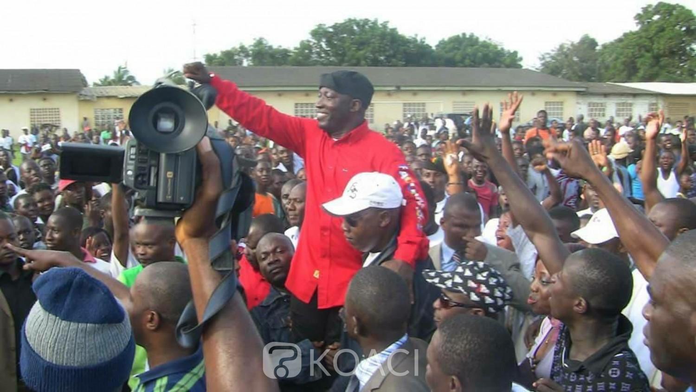Côte d'Ivoire: Condamné par contumace, Blé dénonce un harcèlement judiciaire: «C'est une décision politique qui revêt un verni judiciaire »