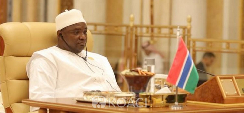 Gambie: Barrow répond à ceux qui réclament sa démission et crée son parti NPP