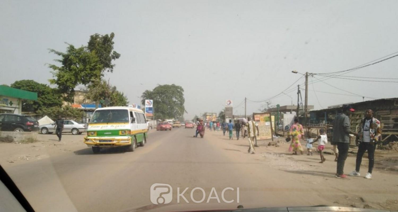 Côte d'Ivoire: L'harmattan enveloppe Abidjan !