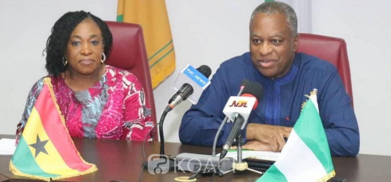 Nigeria-Ghana: Pas de querelle diplomatique entre les deux pays