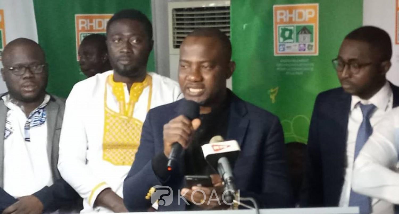 Côte d'Ivoire: Alpha Yaya à Guillaume Soro: « Non au coup d'État oui à la démocratie »