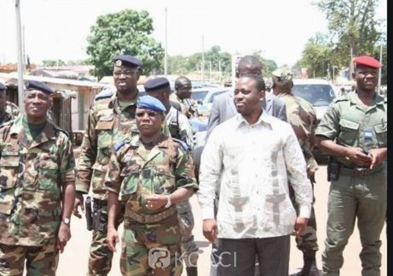 Côte d'Ivoire: Décès de Wattao, pour Soro: «L'un des piliers du 19 septembre 2002 s'est effondré »