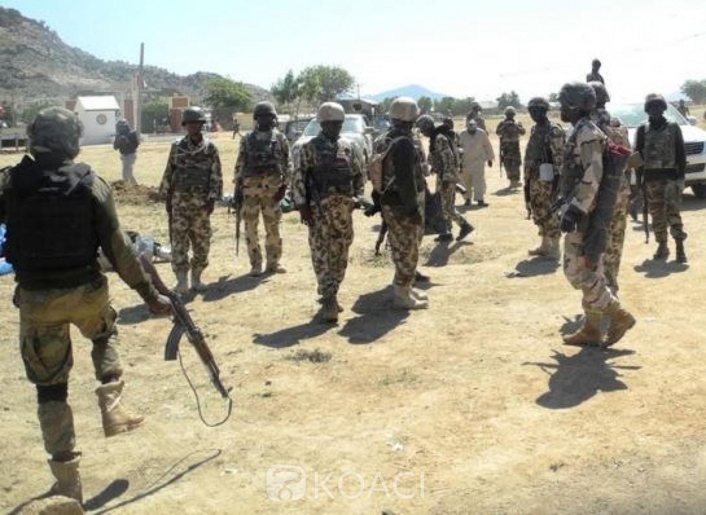 Nigeria: Une base de l'armée attaquée par des combattants de l' ISWAP, 04 morts et 11 blessés que de l' ISWAP contre leur base