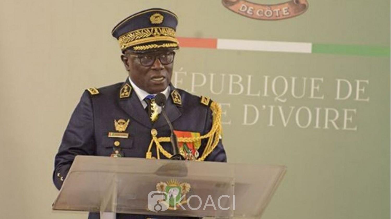 Côte d'Ivoire : Décès de Wattao, le général Lassina Doumbia salue la mémoire d'un officier de valeur et rassure une nouvelle fois sur la  quiétude en 2020