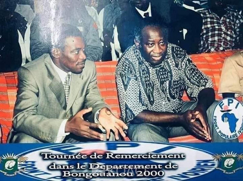 Côte d'Ivoire: À sa demande, Affi rencontre Gbagbo à Bruxelles, la réunification du FPI au centre des discussions