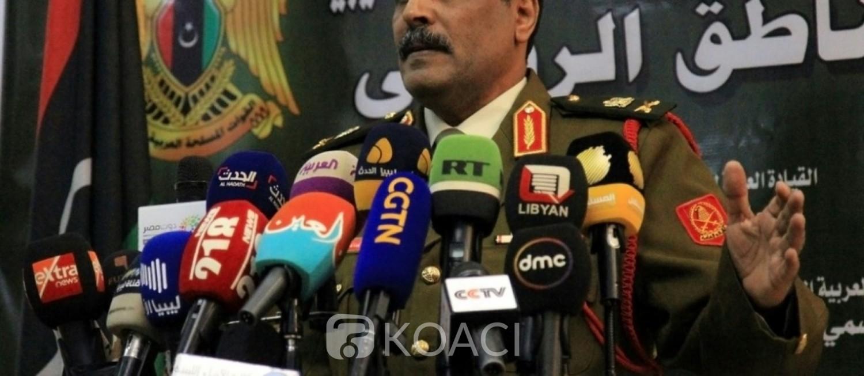 Libye: La ville de Syrte tombe aux mains des forces du Maréchal Haftar