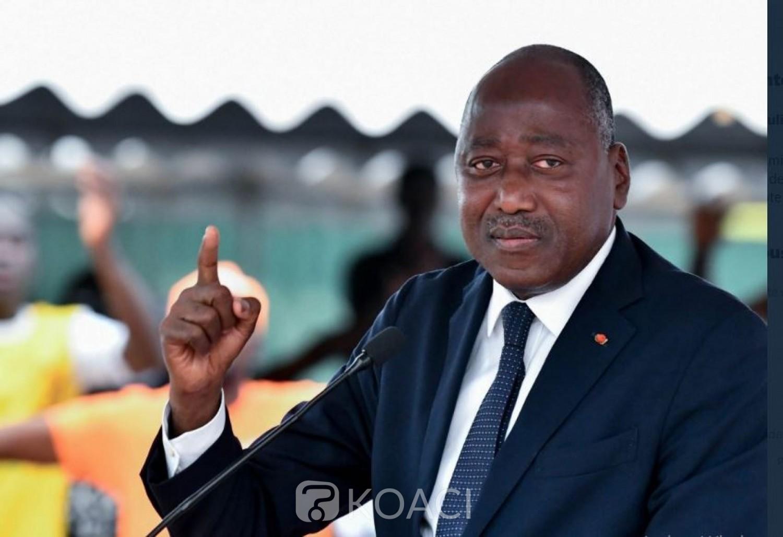 Côte d'Ivoire: Tentative déstabilisation, Gon met en garde : « Nous ne permettrons jamais à quiconque de perturber les acquis de notre pays »