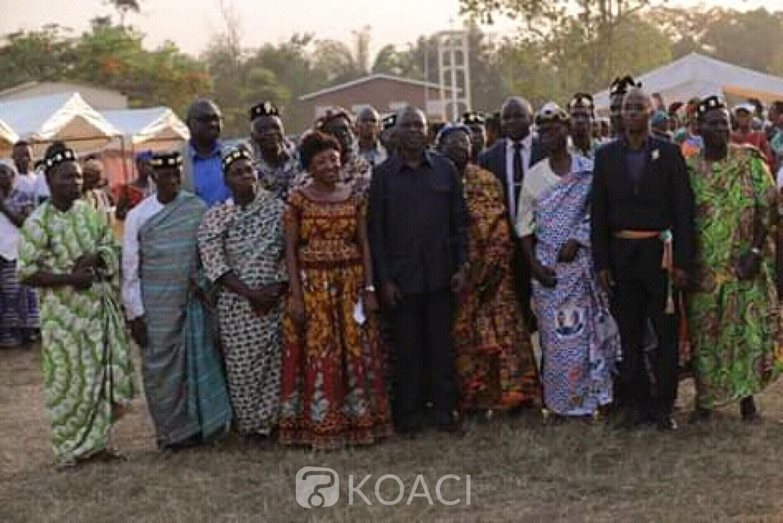 Côte d'Ivoire: Bénéficiant de plusieurs voiries reprofilées, Diabo rend hommage à un ministre