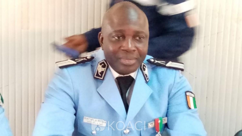 Côte d'Ivoire: Bagarre policiers et gardes pénitentiaires à Man, le préfet de police fait des précisions et dédouanes ses hommes