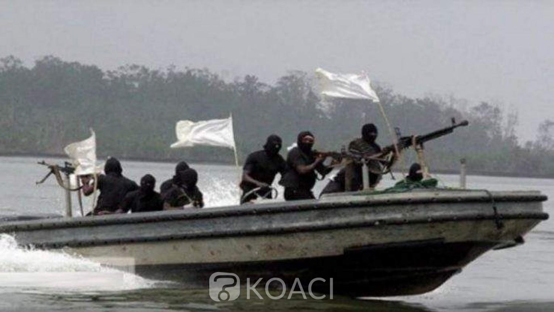Nigeria:  Enlevés par des pirates, deux Russes et un Indien sauvés par la marine