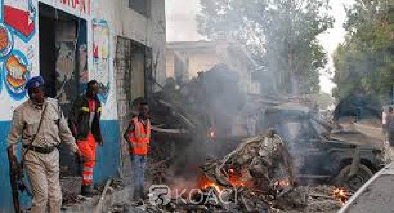 Somalie: 04 morts et 10 blessés dans une nouvelle attaque à la voiture piégée près du parlement