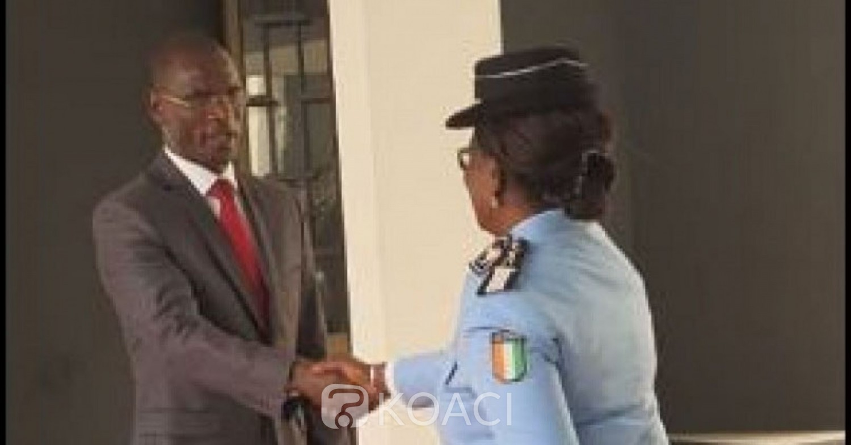 Côte d'Ivoire: Vœux  de nouvel an, les doléances de la police nationale au général Vagondo