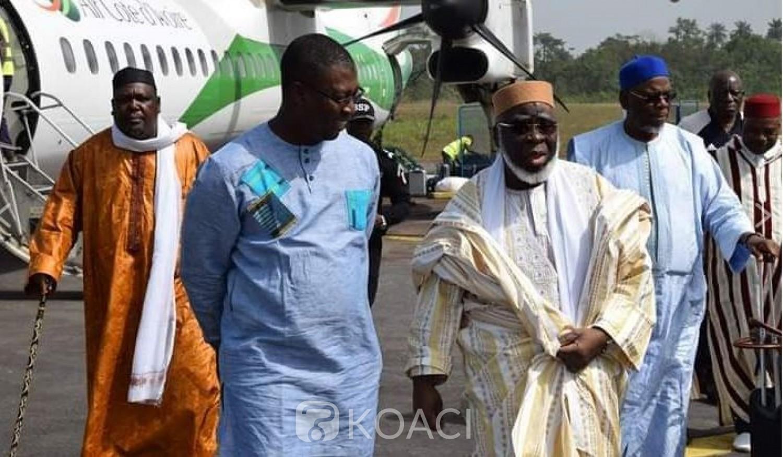 Côte d'Ivoire: 2020, Cheick Boikary à l'Ouest demande aux populations de prier pour un scrutin apaisé