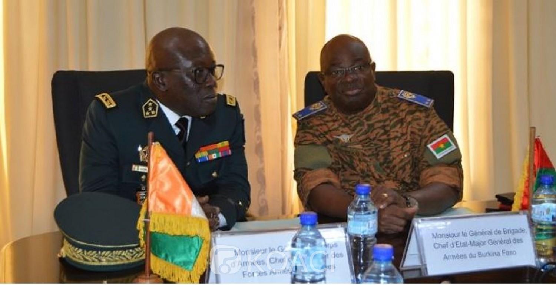 Côte d'Ivoire - Burkina: Depuis Ouaga, le General Doumbia assure qu'il n'y a jamais eu violation du territoire ivoirien par les soldats Burkinabé