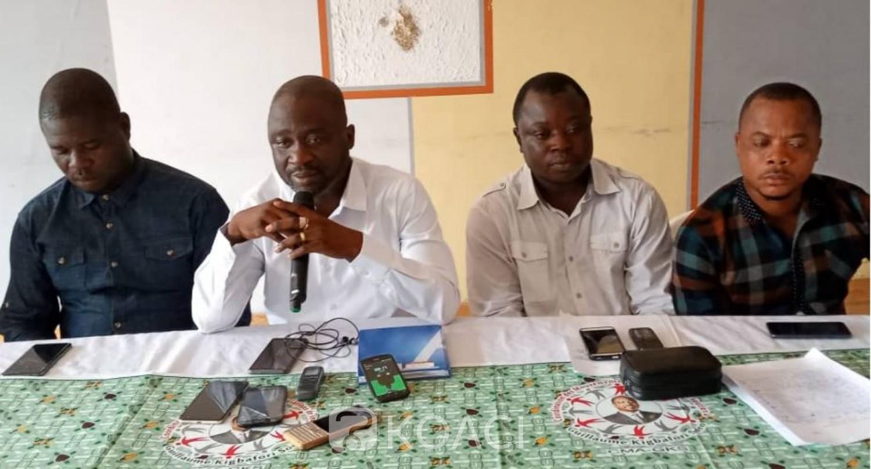 Côte d'Ivoire :  GPS, la CMA-GKS annonce l'adhésion de 60 mille personnes et l'installation de 502 Comités locaux citoyens équivalents à 12.500 électeurs