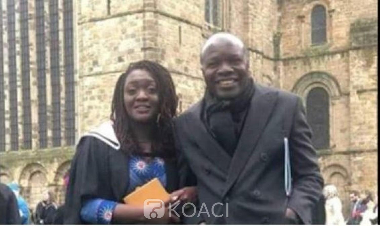 Côte d'Ivoire: Croyant  faire du « Buzz » de sa fille qui a obtenu un diplôme en Ecosse, Mabri critiqué supprime  sa  publication