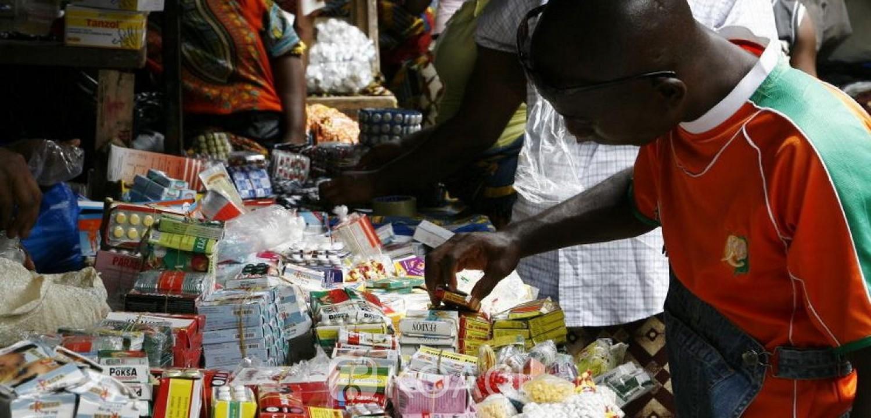 Cameroun: 324 paquets de médicaments contrefaits saisis à l'Est du pays